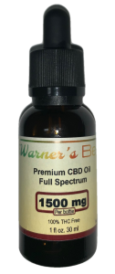 1500 mg CBD Oil