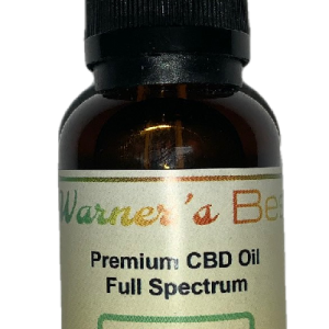 Warner's Best CBD Oil