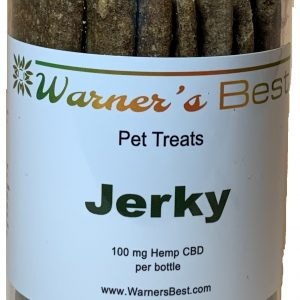Jerky flavor cbd Pet treats