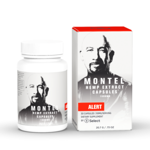 Hemp CBD from Montel Williams - 50mg