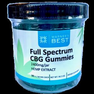 CBG Gummy